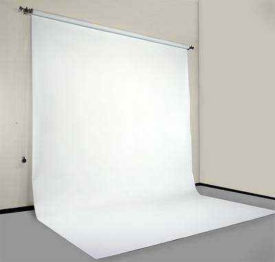 Fondo Vinilo Blanco Puro 275 | Fotografía Profesional | American Photo Imp.