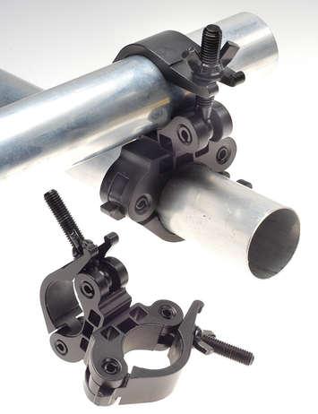 Acoplador 50 tubo doble fotograf a profesional - Abrazaderas para tubos ...